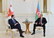 Зачем Гарибашвили срочно прилетал в Баку?