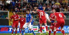 Азербайджан уступил Италии в отборочном этапе на Евро-2016