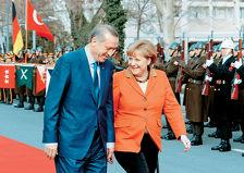 Визит Меркель в Анкару. Взгляд из Берлина