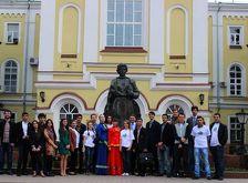 В Ставрополе открылся молодежный фестиваль СКФО: Дом дружбы