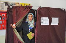 Партия справедливости и развития предварительно выигрывает парламентские выборы в Турции