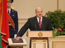 Лукашенко официально стал президентом Белоруссии в пятый раз