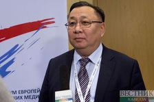 Даурен Дияров: Казахстану очень интересны позиции России и Азербайджана