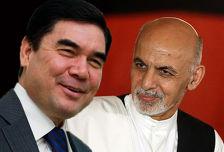 Гурбангулы Бердымухамедов пригласил  Ашрафа Гани принять участие в церемонии закладки ТАПИ