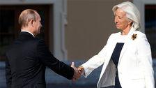 Путин встретится с Лагард на саммите в Анталье