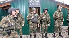 Трое омоновцев в Ингушетии ранены на учениях
