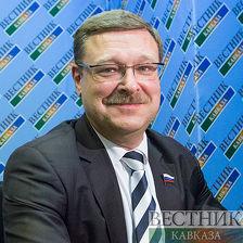 Константин Косачев: В отношении террористов нужна не жесткость наказания, а его необратимость