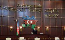 Ильхам Алиев: Азербайджан идет своим путем