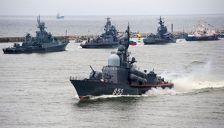 На Каспии пройдут международные военные учения