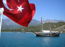 Ростуризм закрывает сотрудничество с Турцией