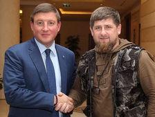 Рамзан Кадыров и Андрей Турчак встретились в Чечне