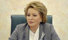 Валентина Матвиенко поздравила российских женщин с Днем матери