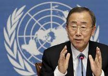 Пан Ги Мун призвал Москву и Анкару снизить напряженность