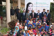 По инициативе Мехрибан Алиевой в Пакистане прошла гуманитарная акция