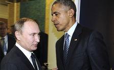 Стали известны подробности беседы Путина и Обамы в Париже