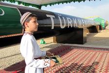 В Туркменистане запущен газопровод Восток-Запад
