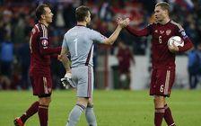 Россия сохранила 24 место в рейтинге ФИФА