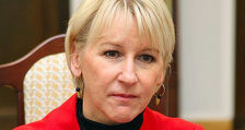 Министр иностранных дел Швеции приезжает в Грузию