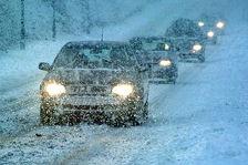 Снегопад парализовал основные трассы Армении