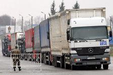 Россия закрыла свои границы для украинских фур