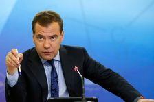 Дмитрий Медведев предложил ЕС набраться мужества и назвать дату отмены санкций