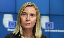 Могерини: мирное урегулирование нагорно-карабахского конфликта у ЕС в приоритете