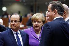 Олланд, Меркель, Обама, Ренци и Кэмерон 25 апреля проведут встречу