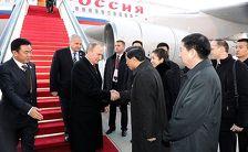 Путин приедет в Пекин в июне