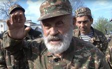 Армения посылает в бой стариков