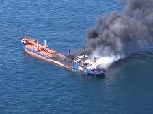 Российское посольство поблагодарило Азербайджан за спасение танкера Palflot-2