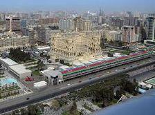 Гран-при Европы Формулы-1 в Баку ничего не угрожает - FIA