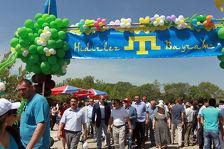 В Крыму отпраздновали праздник Хыдырлез
