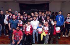Семеро дагестанских спортсменов взяли золото на Олимпиаде боевых искусств