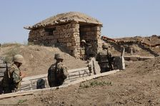 Зарубежных дипломатов ознакомят с ситуацией на линии соприкосновения в Карабахе