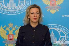 Мария Захарова: статус Нагорного Карабаха должен быть определен на основе юридически обязательного волеизъявления