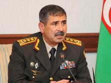 Минобороны Азербайджана придерживается мирного решения конфликта в Карабахе