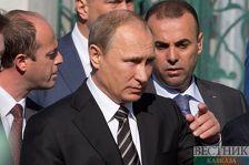 Путин поздравил коллег по СНГ с Днем Победы