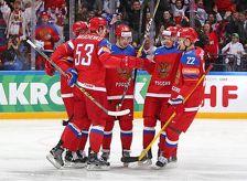 Россияне взяли бронзу на чемпионате мира по хоккею