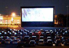 Сочинские автомобилисты смогут смотреть кино на парковке