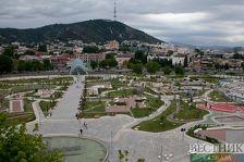 В Тбилиси оставили пожелания потомкам