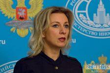 Мария Захарова Вестнику Кавказа: энергия человеческих отношений поможет преодолеть разногласия России и Грузии