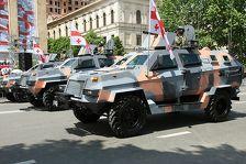 ОАЭ закупили у Грузии вооружение