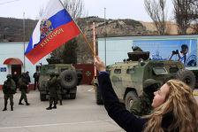 Киев с каждым часом увеличивает численность российских войск в Крыму