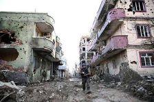 Турецкие войска разрушили 6 тыс домов на юго-востоке страны