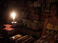 В ставропольском поселке на пять часов воцарилась тьма