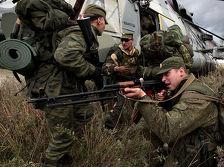 В Абхазии успешно проведены военные учения разведчиков