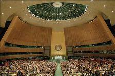 Туркменистан выбрали вице-председателем новой сессии Генассамблеи ООН