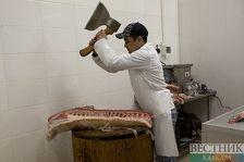 Казахстан ждет разрешения на ввоз своего мяса в Россию