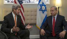 Керри и Нетаньяху обсудят в Риме палестино-израильский конфликт