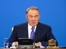 Назарбаев: нельзя превращать ШОС в аморфную организацию